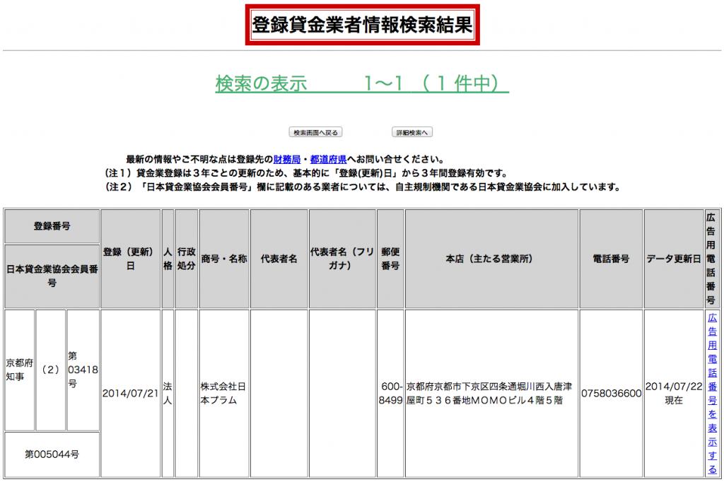 京都府知事(2)第03418号