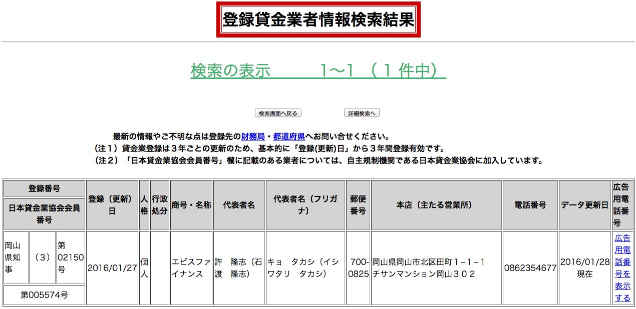 岡山県知事(3)第02150号