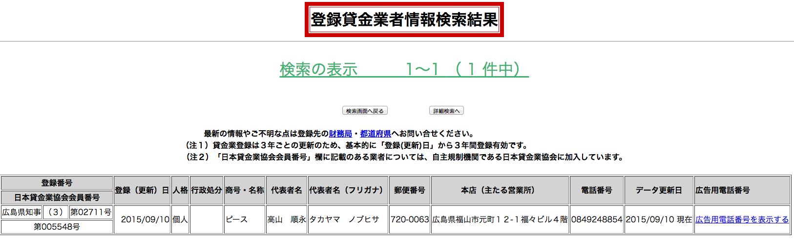 広島県知事(3)第02711号