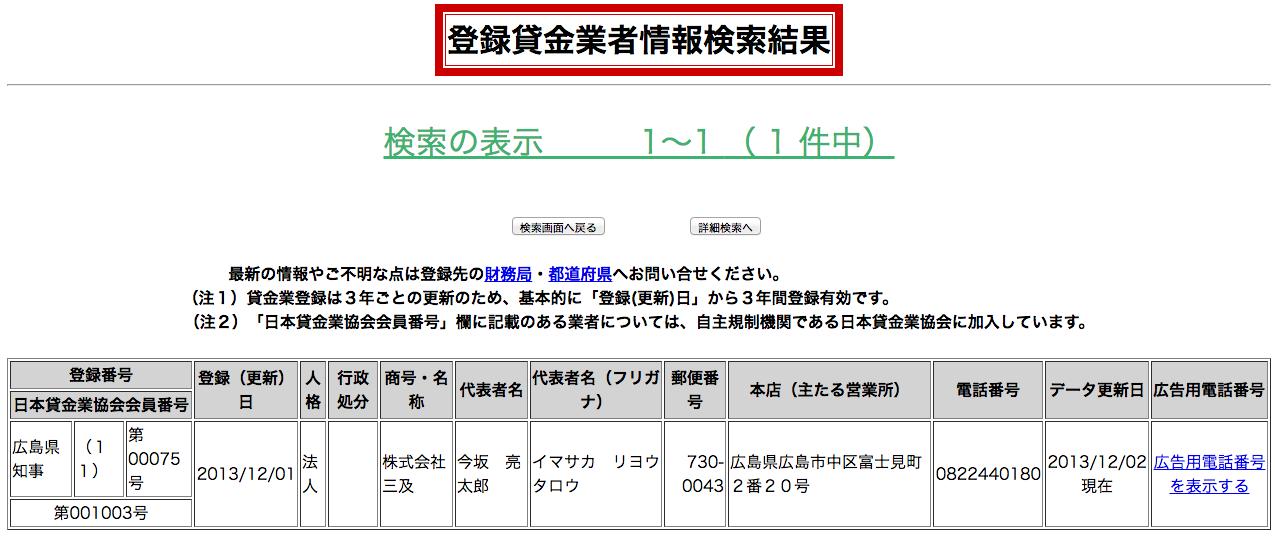 広島県知事 (11)第00075号