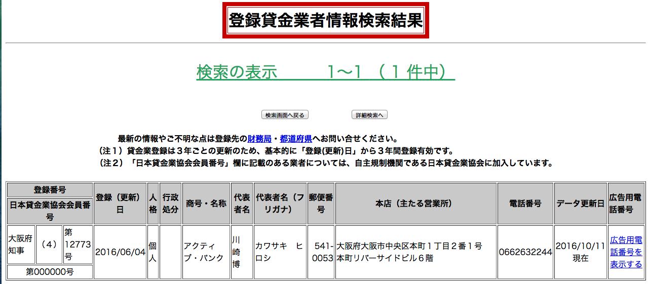 大阪府知事(4)第12773号