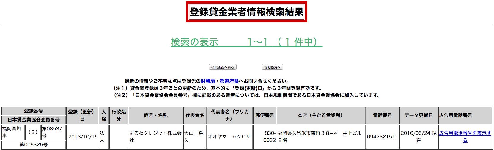 福岡県知事(4)第08537号