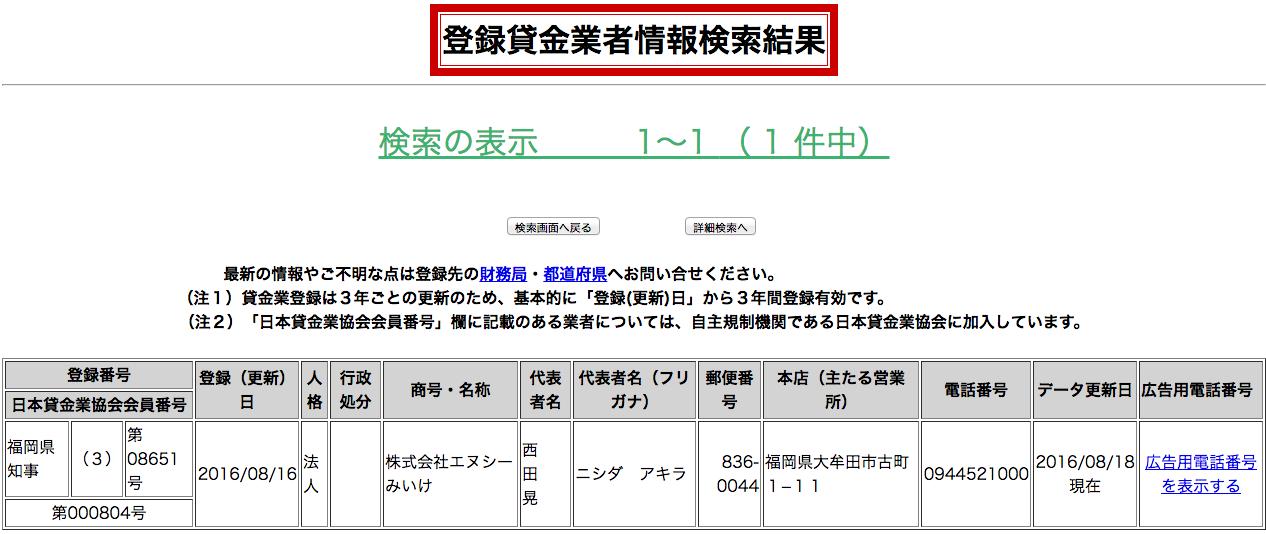 福岡県知事(3)第08651号