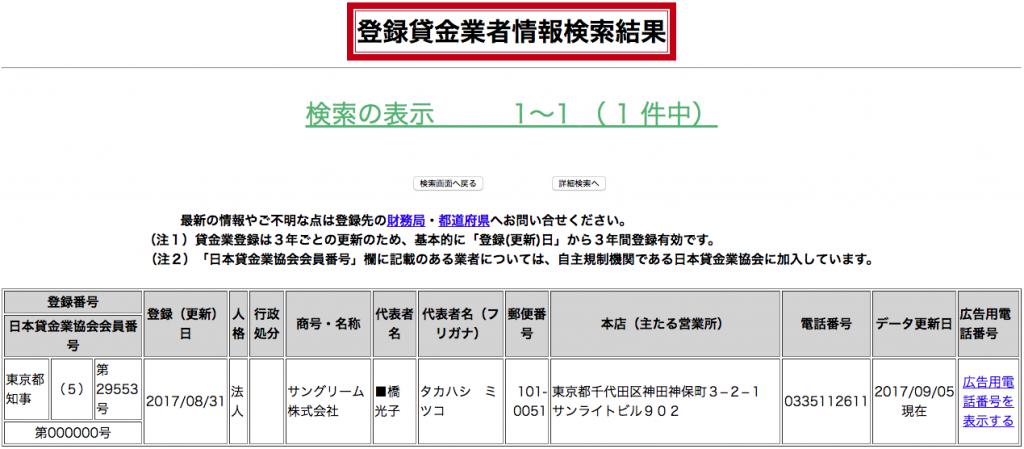 東京都知事(5)第29553号